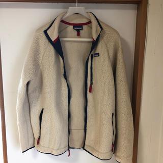 patagonia - 新品同様 特価!パタゴニア レトロパイル フリースジャケット カーキ XLサイズ