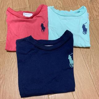 POLO RALPH LAUREN - ラルフローレン 半袖Tシャツ 90 三つセット
