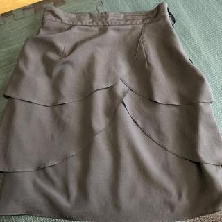 エヌナチュラルビューティーベーシック(N.Natural beauty basic)のナチュラルビューティーベーシック スカート(ひざ丈スカート)