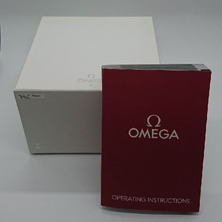 オメガ(OMEGA)のOMEGA オリジナルBOX(腕時計(アナログ))