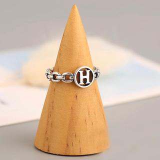 ロンハーマン(Ron Herman)のHマーク レター シルバー925 SILVER 925リング指輪(リング(指輪))