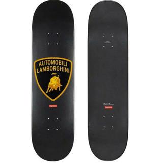 シュプリーム(Supreme)の新品 supreme Lamborghini Skateboard(スケートボード)