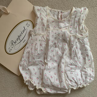bonpoint baby rompers♡
