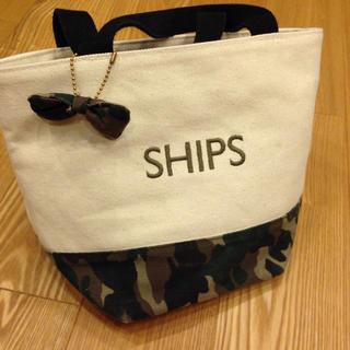 シップス(SHIPS)のシップスのバッグです。(その他)