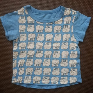 ユニクロ(UNIQLO)のUNIQLO リサラーソン Tシャツ 80(Tシャツ)