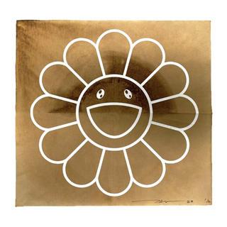 村上隆 コーヒーブルース アフターヌーン 版画 flower フラワー お花(版画)