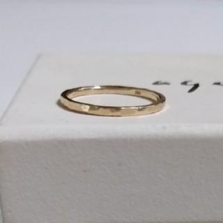 アガット(agete)のアガット agete 槌目 リング 指輪 5号(リング(指輪))