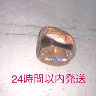 アヴァランチ(AVALANCHE)のAVALANCHE【ローズ/レッドゴールド】リング 14号(リング(指輪))