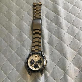 ポリス(POLICE)のPOLICE腕時計(ジャンク?品)(腕時計(アナログ))