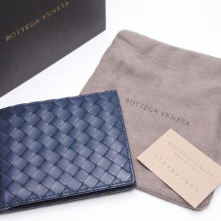 Bottega Veneta - BOTTEGA VENETA ボッテガヴェネタ 二つ折り マネークリップ 正規