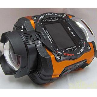 リコー(RICOH)のRICOH リコー WG-M1 アクションカメラ(コンパクトデジタルカメラ)