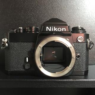 ニコン(Nikon)のNIKON FE(フィルムカメラ)