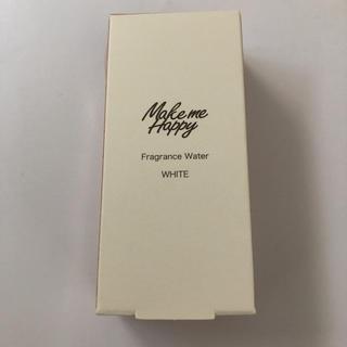 キャンメイク(CANMAKE)の新品 CANMAKE Make Me Happy ホワイト フレグランス(香水(女性用))