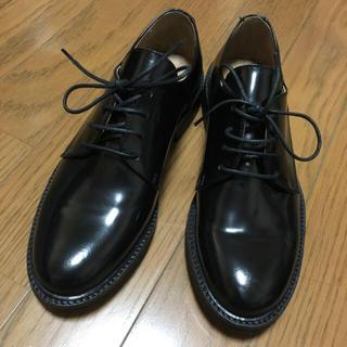 アーバンリサーチ(URBAN RESEARCH)のレースアップフラットシューズ🥿♡(ローファー/革靴)
