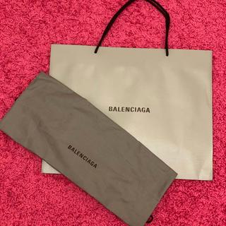 バレンシアガ(Balenciaga)のバレンシアガショップ袋(ショップ袋)