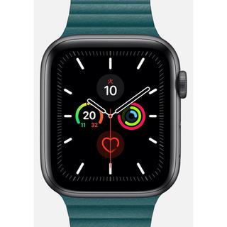 アップルウォッチ(Apple Watch)のアップル ウォッチ Apple Watch 5 44m(腕時計(デジタル))
