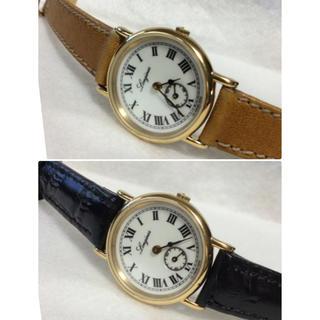 ロンジン(LONGINES)の人気商品‼️ ロンジン 150周年記念 スモセコ ローマ数字 レディース腕時計(腕時計)