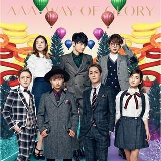 トリプルエー(AAA)のAAA WAYOFGLORY(CD+DVD+スマプラ)(ポップス/ロック(邦楽))