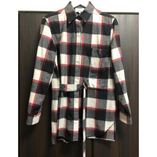 スリーワンフィリップリム(3.1 Phillip Lim)の3.1Phillip Limのウールチェックシャツ(シャツ/ブラウス(長袖/七分))