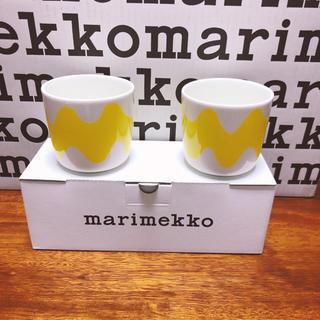 marimekko - 数量限定 新品レア廃盤 マリメッコ  ロッキ ラテマグ