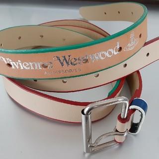 ヴィヴィアンウエストウッド(Vivienne Westwood)のヴィヴィアンウェストウッド レディース ベルト マルチカラー(ベルト)