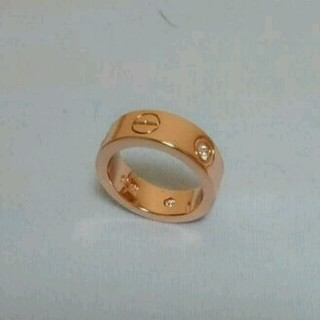 22号ジルコニア指輪シルバ-925リング(リング(指輪))