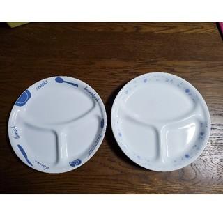 コレール(CORELLE)のコレールランチプレート6枚(食器)