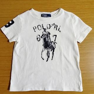 ポロラルフローレン(POLO RALPH LAUREN)の《着用一度のみ!》Tシャツ 80 ポロラルフローレン(Tシャツ)
