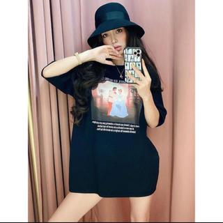 エイミーイストワール(eimy istoire)の即完売♡eimyエイミー♡ シンデレラ ドレス オーバーTシャツ♡(Tシャツ(半袖/袖なし))