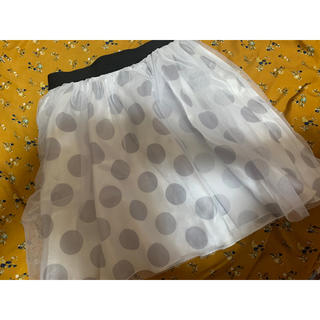 ディズニー(Disney)の♡ミニーちゃんのスカート♡(ミニスカート)