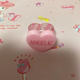 Angelic Pretty - Angelic Pretty ハートリング ピンク