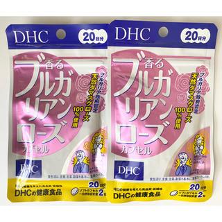 ディーエイチシー(DHC)のDHC ブルガリアンローズ(口臭防止/エチケット用品)