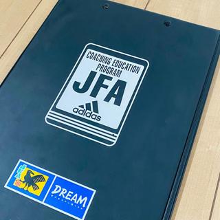 アディダス(adidas)の非売品 adidas アディダス バインダー ファイル JFA コーチ 支給(その他)