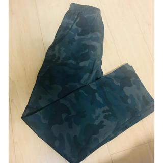 新品◆メンズSサイズ、170センチ・カモフラ柄カーゴパンツ長ズボンジーンズ(パンツ/スパッツ)