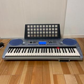 ヤマハ(ヤマハ)のじゅんちゃん様専用 純正カバー付 YAMAHA 電子ピアノ EZ-J53(電子ピアノ)