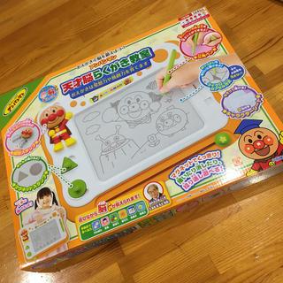 アンパンマン(アンパンマン)のrek様 専用 新品 未開封 アンパンマン天才脳らくがき教室(知育玩具)