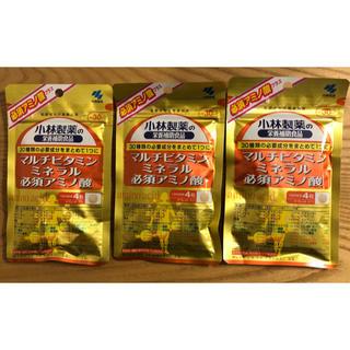 小林製薬 - 小林製薬 マルチビタミン・ミネラル・必須アミノ酸(30日分)×3袋