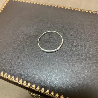 ロンハーマン(Ron Herman)のpluie フォグリング 13号(リング(指輪))