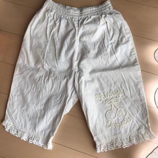 シャーリーテンプル(Shirley Temple)のシャーリーテンプル ハーフパンツ 130センチ(パンツ/スパッツ)
