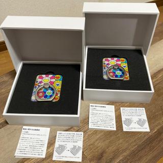 Flower Smartphone Ring スマホリング×2個(その他)