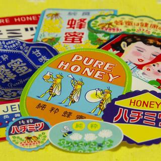 くーどるさま専用 はちみつステッカー第2弾、レモンシール、ピョアハニー袋、他(カード/レター/ラッピング)