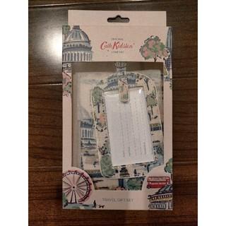 キャスキッドソン(Cath Kidston)のcath kidston キャスキッドソン トラベルセットパスポートケース、タグ(旅行用品)