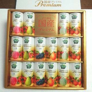 カゴメ(KAGOME)のKAGOME 野菜生活 100 プレミアム ギフトセット(ソフトドリンク)