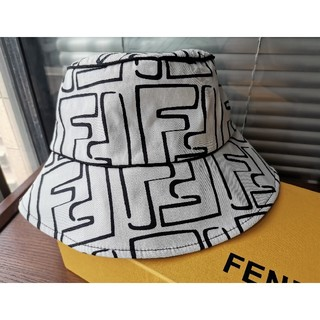 FENDI - Fendiフェンデイ 帽子 漁夫帽 男女兼用