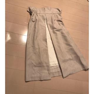 JILLSTUART - 【美品】アウストリア♡フロントレーススカート