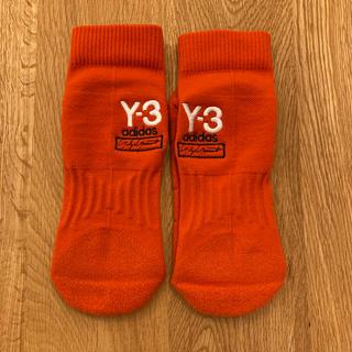 ワイスリー(Y-3)のY-3 yohji yamamoto ソックス ワイスリー(ソックス)