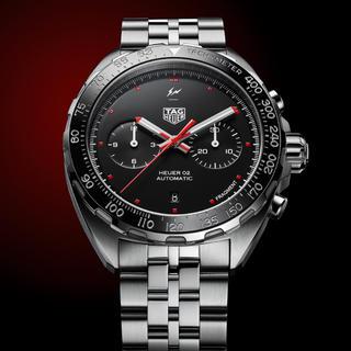 フラグメント(FRAGMENT)のタグ・ホイヤー X フラグメントデザイン キャリバー ホイヤー02 クロノグラフ(腕時計(アナログ))