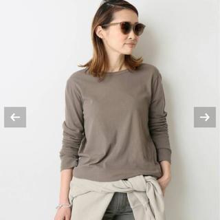ドゥーズィエムクラス(DEUXIEME CLASSE)の美品 Deuxieme Classe   Spring-like Tシャツ (Tシャツ(長袖/七分))