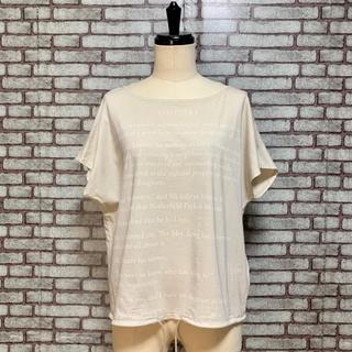 ルカ(LUCA)のJane Austen Tシャツ(Tシャツ(半袖/袖なし))