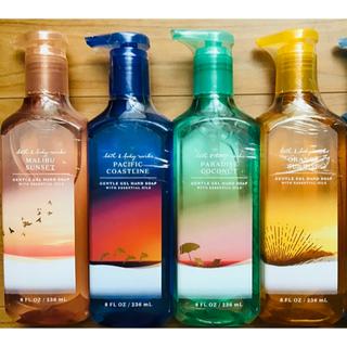 バスアンドボディーワークス(Bath & Body Works)のbath&body works ジェルハンドソープ 5点 バス&ボディワークス(ボディソープ/石鹸)